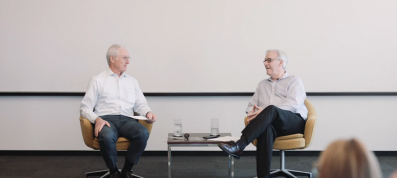 Fireside Chat with Mike Griffin after 37 years with OMNIPLAN