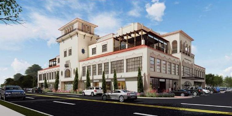 Massive upgrade to Highland Park Village gets underway