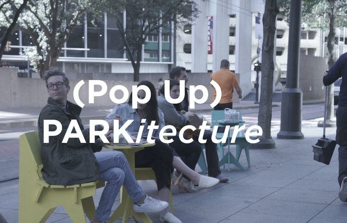 Pop-UP PARKitecture