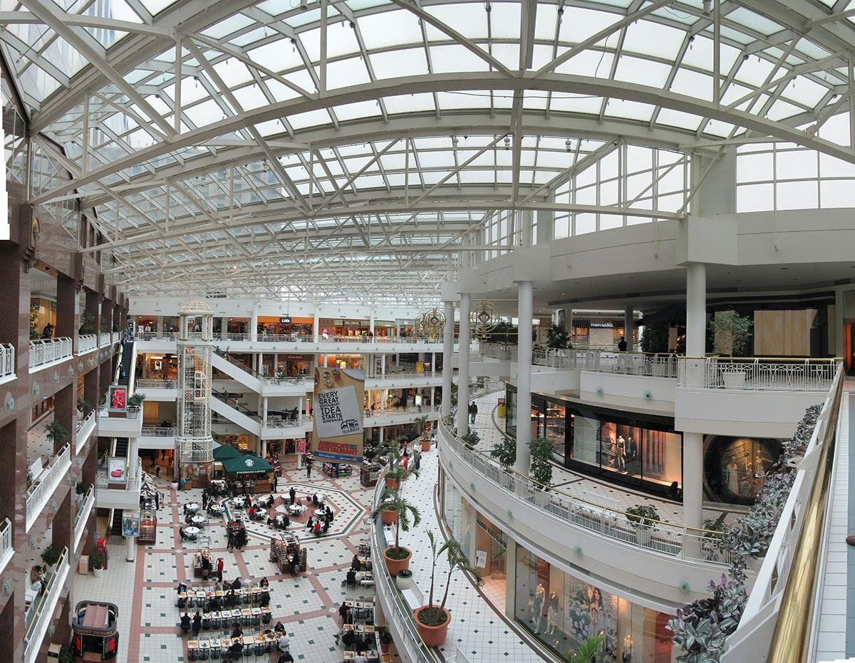 Pentagon City Mall