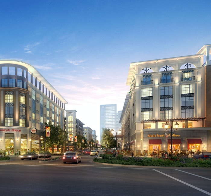 At the Center of Valley View Redevelopment, a 20-Acre, $100 Million Park
