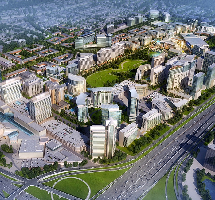 New plan for Valley View Center area to be presented to Dallas Plan Commission and the public Thursday