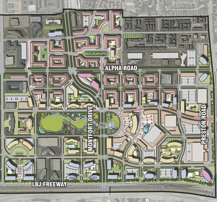 Omniplan selected to create vision for Valley View area redo