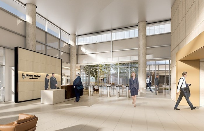 Sneak a peek at the inside of Liberty Mutual's $325 million Legacy West campus in Plano