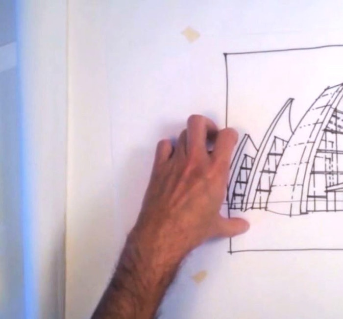 Sketch Series; Jubilee Church