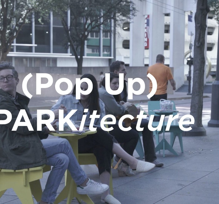 Pop-UP PARKitecture