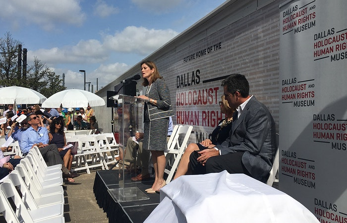 Final Construction on Dallas Holocaust and Human Rights Museum Underway