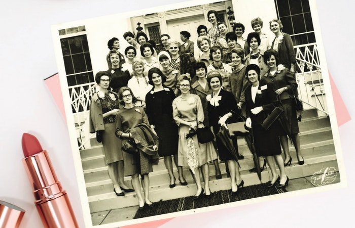 The Social Glue: The Story of the Dallas Architects' Wives Club