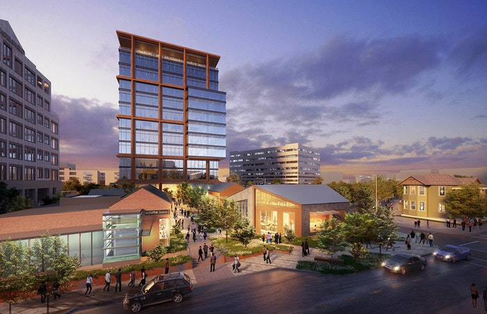 Redo of Uptown Dallas Landmark Quadrangle will add Office and Retail Space