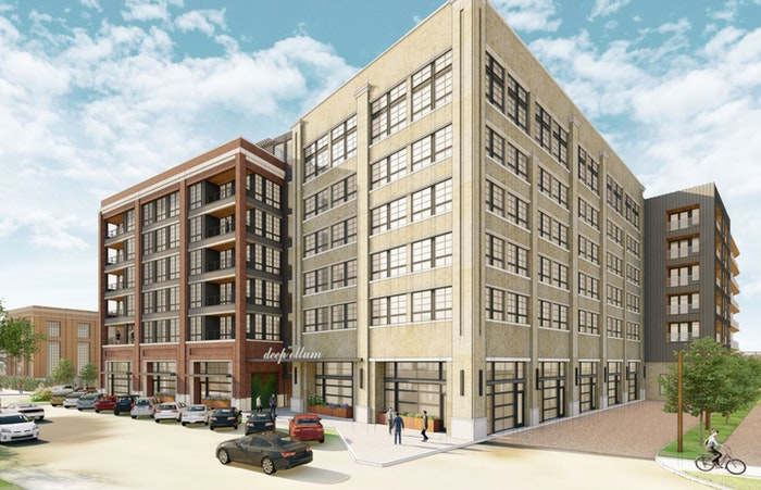 New building in Dallas' Deep Ellum District will bring Living, Working and Retail Space