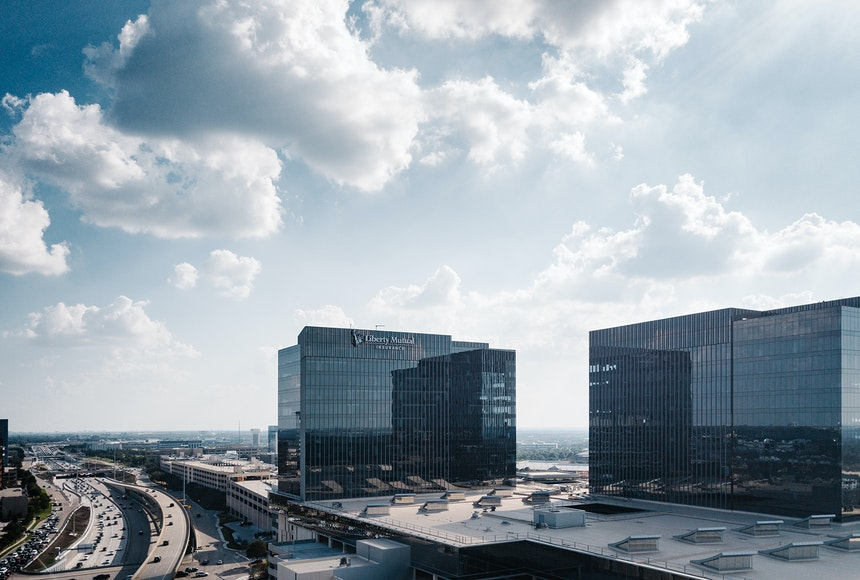 Liberty Mutual Regional Offices at Legacy West | OMNIPLAN