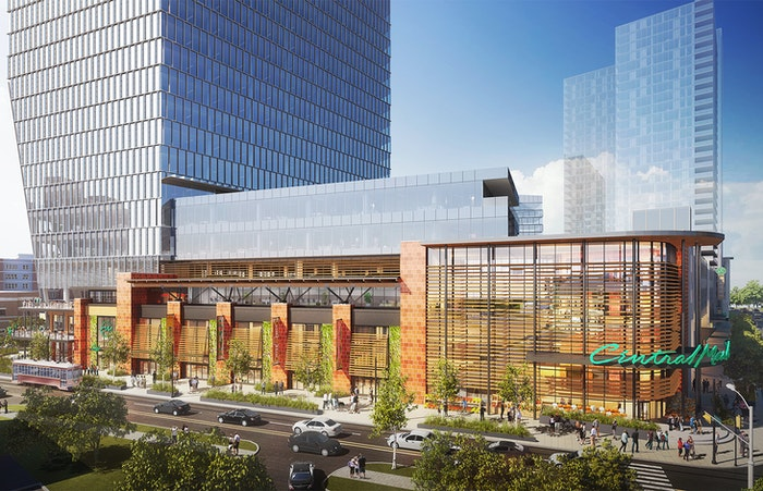 Central Market Project for Dallas' Uptown Neighborhood Gets Approval