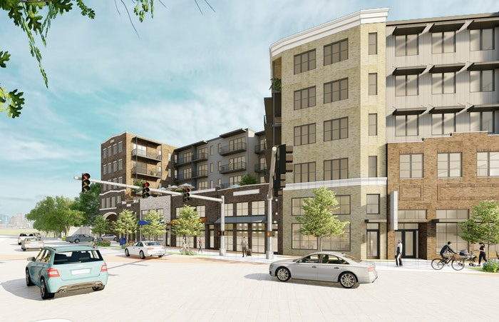 Apartment Project On The Way in North Oak Cliff