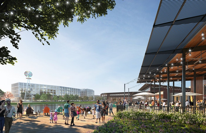 Back at The Farm: Behind the fresh mixed-use development heading to Allen