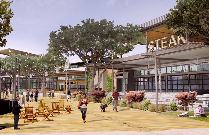 New renderings released for The Boardwalk at Granite Park